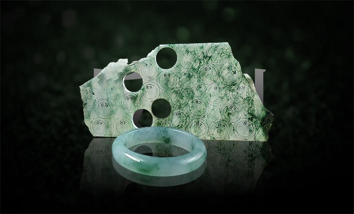 平洲手镯典藏板料工厂