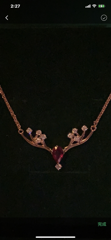 郭**:咋这么好看昵 🥰昨这么美腻、综合指数还是我比较喜欢有质感品质的珠宝、伽
