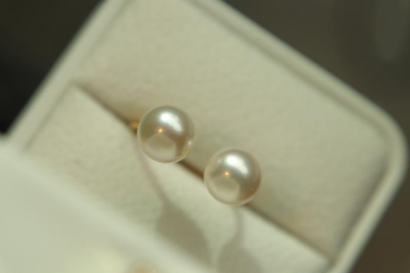 海水珍珠戒指