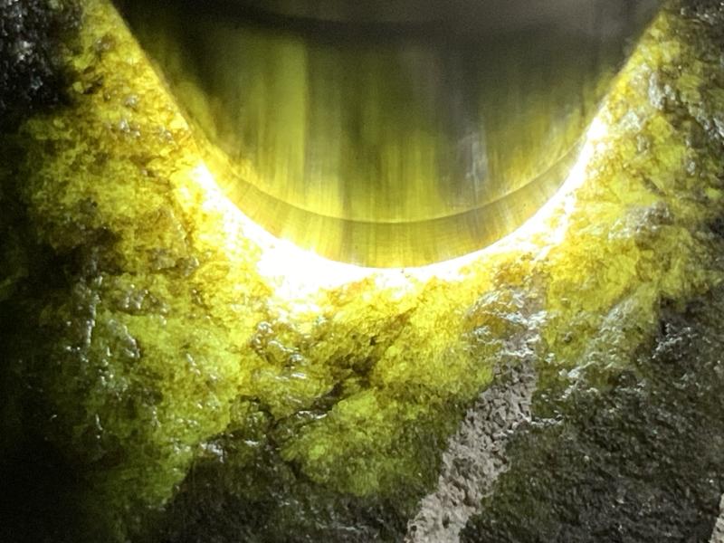 #免费切石解石做手镯#【名称】6.9公斤莫西沙场口全赌手镯料。 【重量】6.9公斤【尺寸】 190*