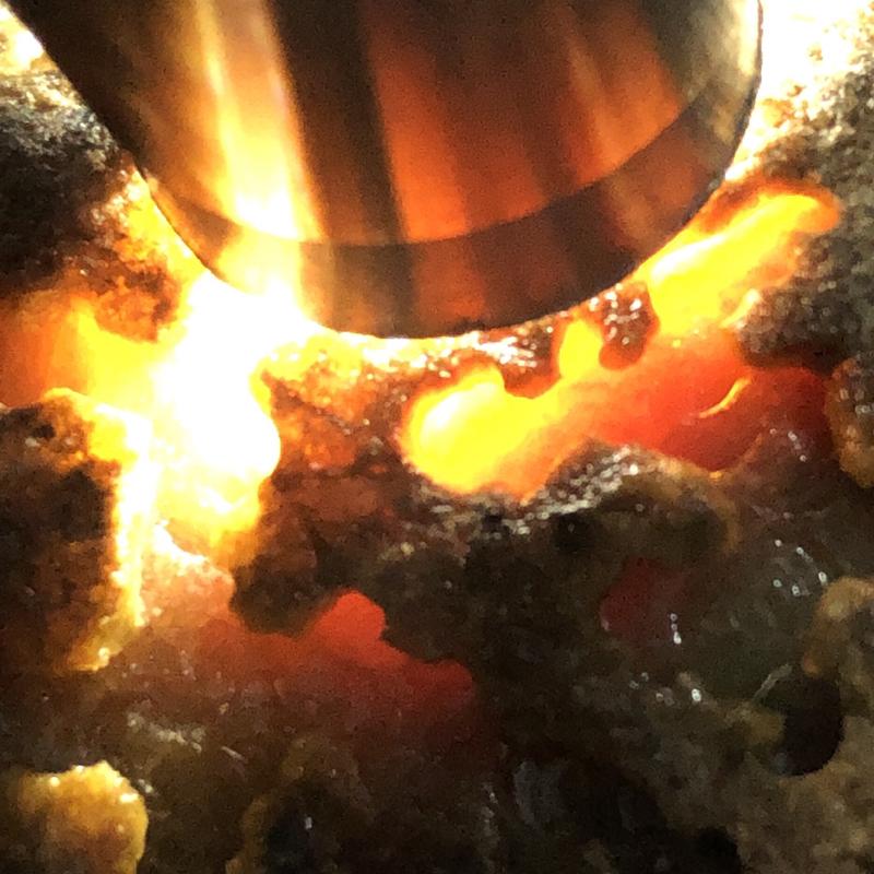#矿区新货来袭# 👉 【名称】达马坎场口开窗黄翡料       【重量】0.95千克       【