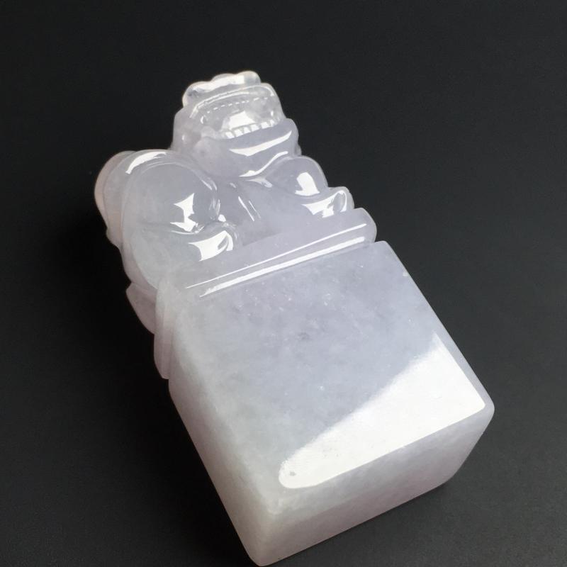 【印章】玉质细腻  雕工精湛  款式精美  尺寸40-20-15毫米