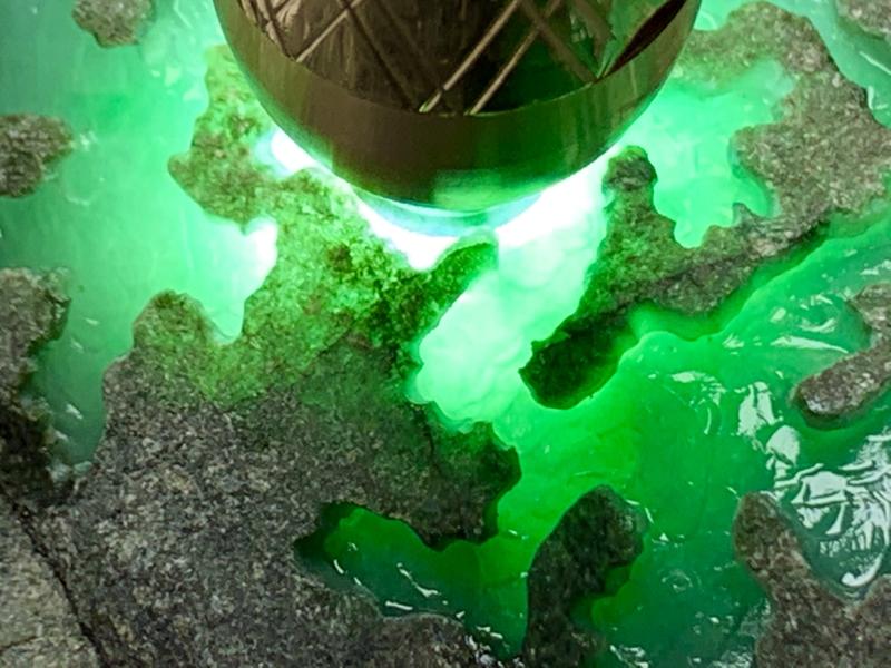 极力推荐 矿区新货 莫西沙开窗色料 沙质细腻均匀 大面积开窗全身不变种 有手镯位 颜色靓丽