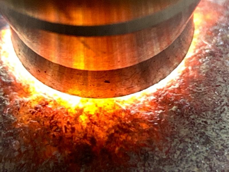 极力推荐矿区新货 罕见巨无霸莫格龙敞口 经典蜡皮、品相完整、全身表现一致、通体红雾的表现、红