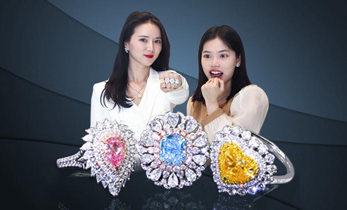 深圳高端钻石彩钻代购