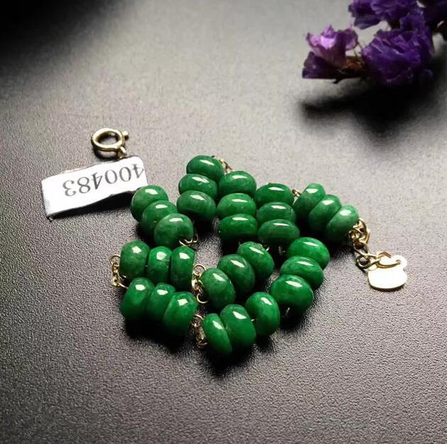 翡翠珠链佩戴的粒数有什么寓意?