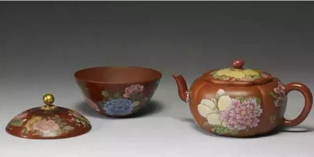 怎么样的紫砂壶能收到皇帝的喜爱?