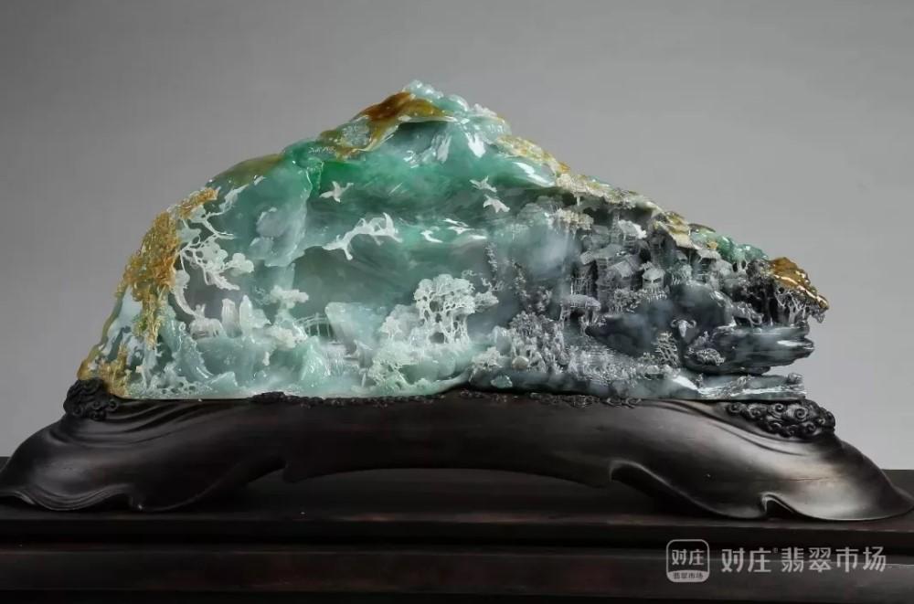 中国传统的翡翠玉石文化