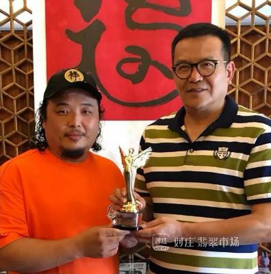 中国翡翠雕刻大师