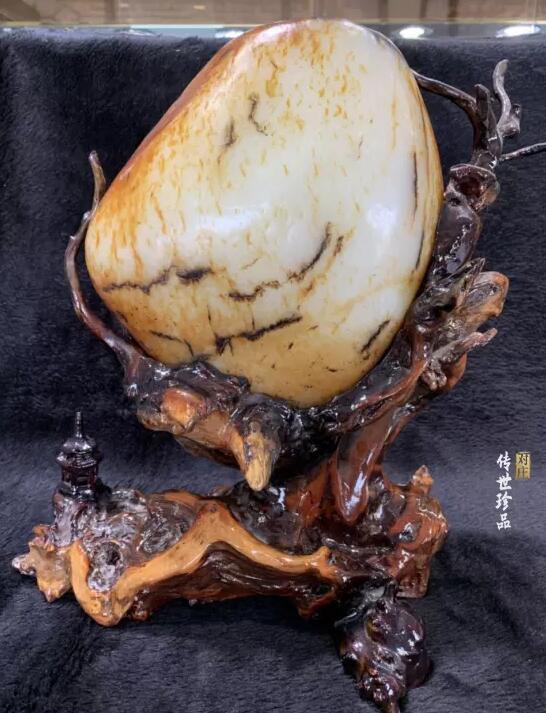 新疆和田籽料原石