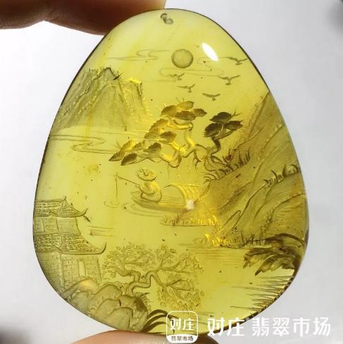 翡翠的雕刻技法